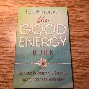 The good energy book by Tess Whitehurst